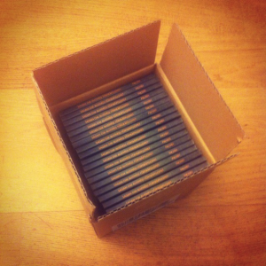 SOAF CDs